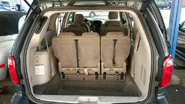 2006 Dodge Grand Caravan Sxt 4dr Extended Mini Van W