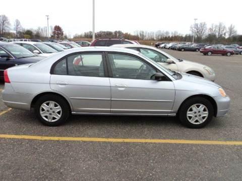 2003 Honda Civic for sale in Sturgeon Lake, MN