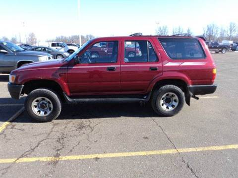 1994 Toyota 4Runner for sale in Sturgeon Lake, MN