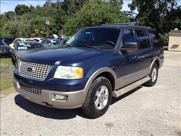 2004 Ford Expedition for sale in Ocala, FL