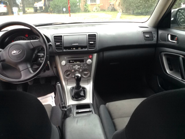 2007 Subaru Outback AWD 2.5i 4dr Wagon (2.5L F4 5M) - Spring TX