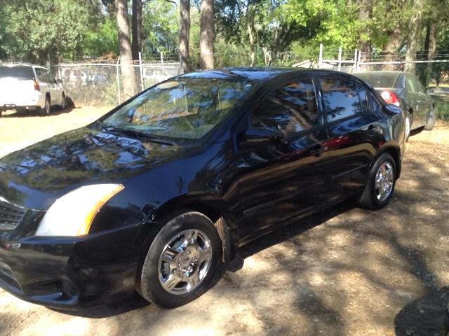 2010 Nissan Sentra 2.0 4dr Sedan CVT - Spring TX