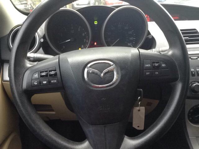 2010 Mazda MAZDA3 i Sport 4dr Sedan 5A - Spring TX