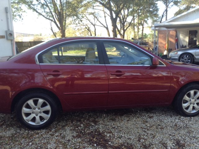 2008 Kia Optima LX 4dr Sedan (2.7L V6 5A) - Spring TX