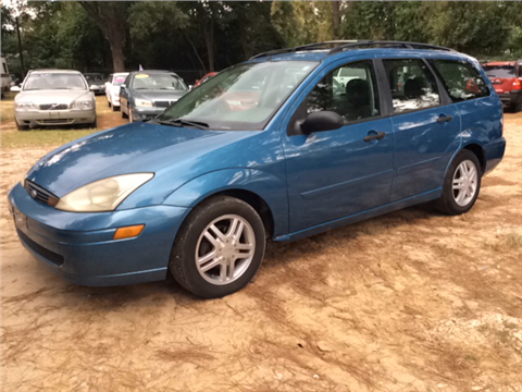2001 Ford Focus for sale in Spring, TX