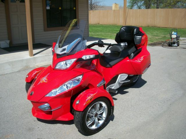 2011 Can-Am Spyder