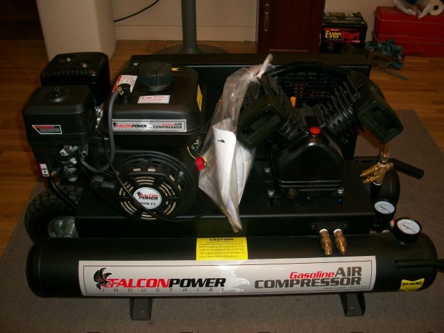 2013 FALCON POWER INDUSTRIAL  GAC250-Air Compressor