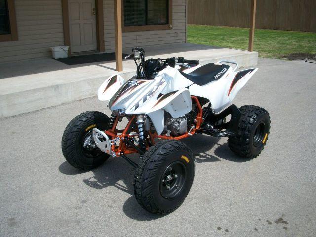 2012 Honda TRX