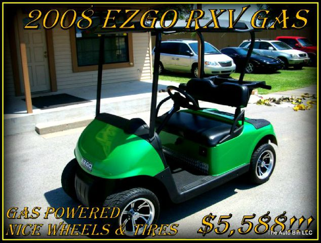 2008 EZ GO Golf Cart