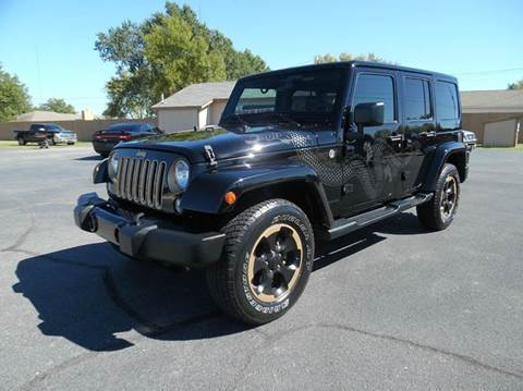 2014 jeep wrangler unlimited for sale oklahoma. Black Bedroom Furniture Sets. Home Design Ideas