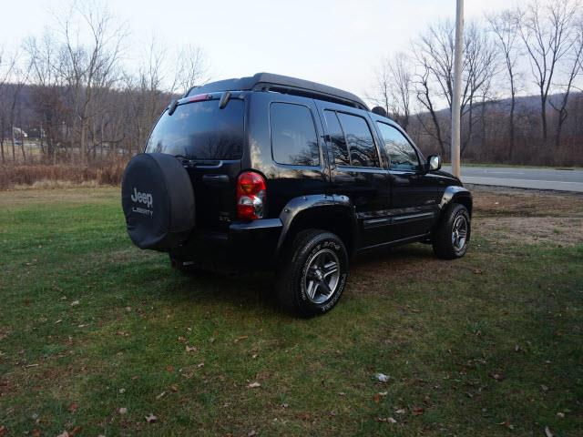 2004 jeep liberty renegade 4wd 4dr suv in hackettstown nj. Black Bedroom Furniture Sets. Home Design Ideas