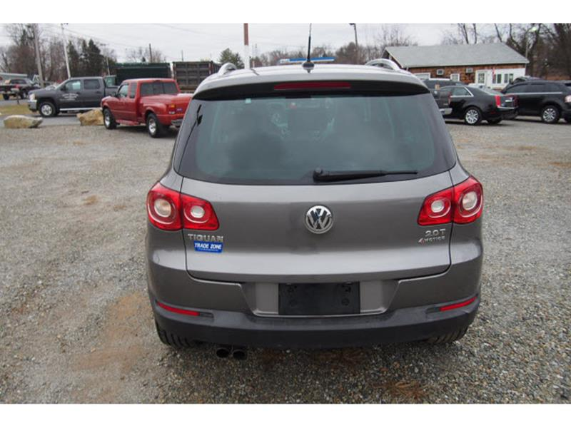 2010 Volkswagen Tiguan AWD Wolfsburg Edition 4Motion SUV 6A - Hampton NJ