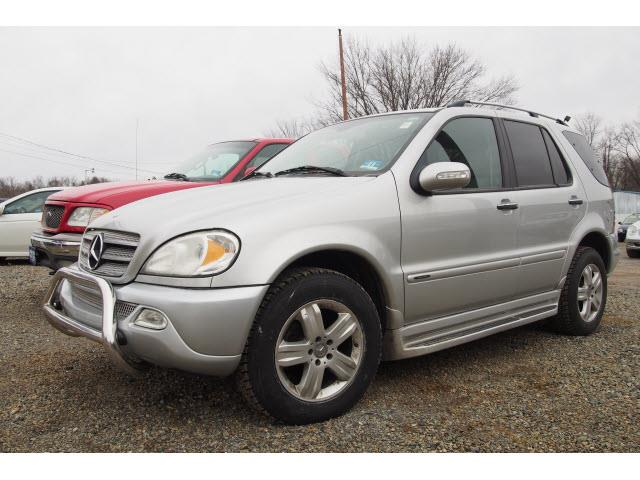 2005 mercedes benz m class ml350 awd ml350 4matic 4dr suv for 2005 mercedes benz ml350 review