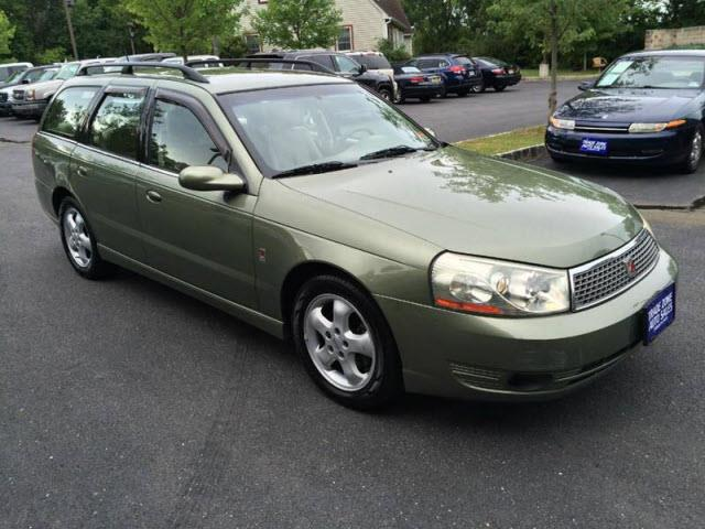 2003 Saturn L Series Lw200 4dr Station Wagon In