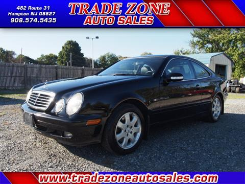 2002 Mercedes-Benz CLK for sale in Hampton, NJ