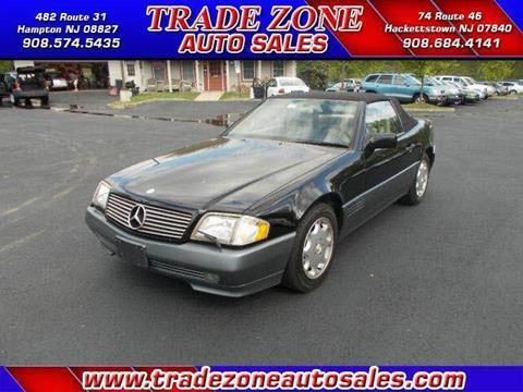 1995 Mercedes-Benz SL-Class for sale in Hampton, NJ