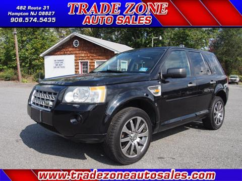 2008 Land Rover LR2 for sale in Hampton, NJ