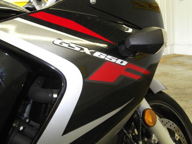 2008 Suzuki GSX 650