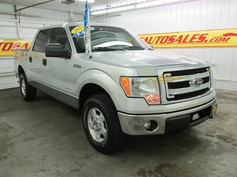 2013 ford f 150 4x4 xlt 4dr supercrew styleside 5 5 ft sb in ardmore tn g s auto sales. Black Bedroom Furniture Sets. Home Design Ideas