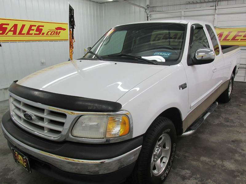 1999 ford f 150 4dr xlt extended cab sb in ardmore tn g s auto sales. Black Bedroom Furniture Sets. Home Design Ideas