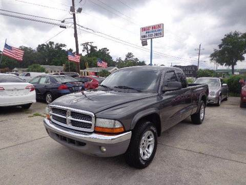 2004 Dodge Dakota for sale in Jacksonville, FL