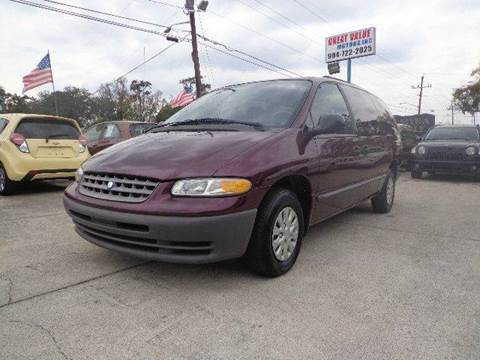 1998 Plymouth Grand Voyager for sale in Jacksonville, FL