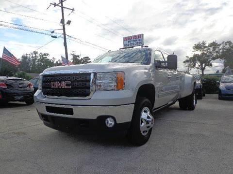 2011 GMC Sierra 3500HD for sale in Jacksonville, FL