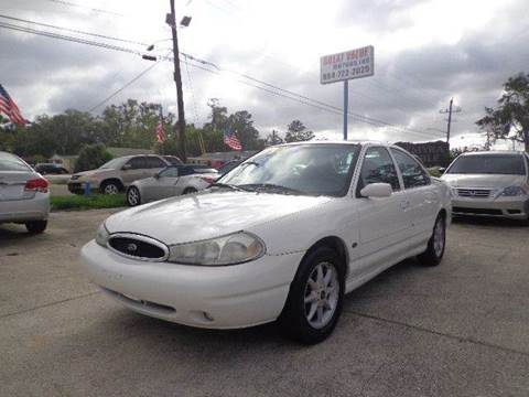 1999 Ford Contour for sale in Jacksonville, FL