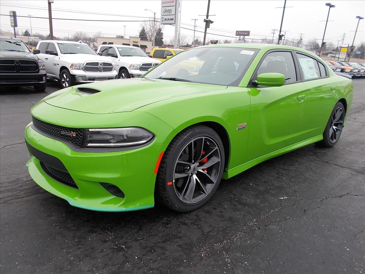 2017 Dodge Charger R T 392 In Bellefontaine Oh Mig