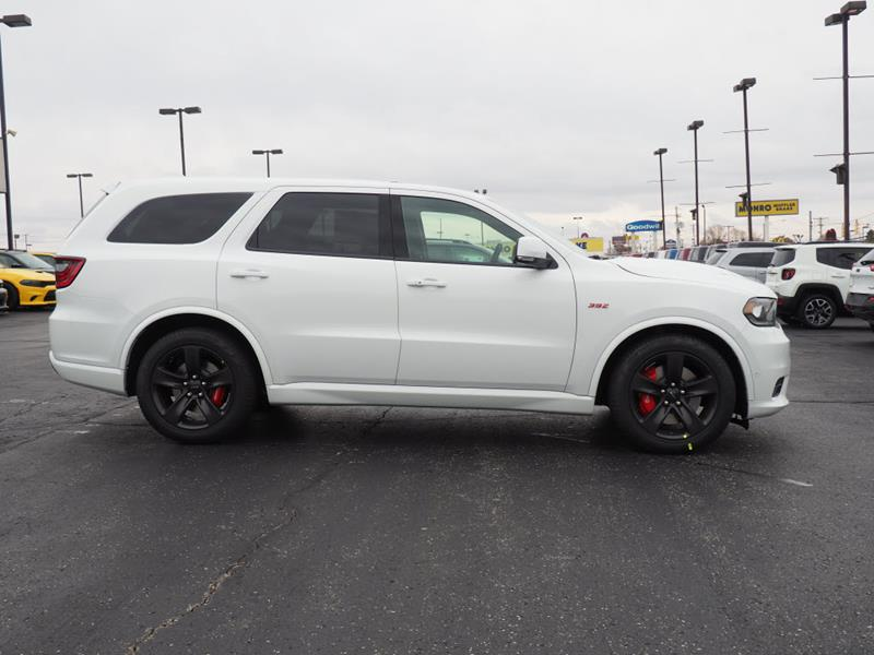 2018 Dodge Durango Awd Srt 4dr Suv In Bellefontaine Oh