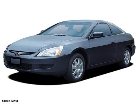 2006 Honda Accord for sale in Bellefontaine, OH
