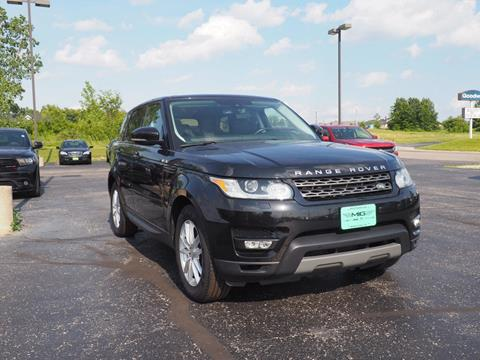 2014 Land Rover Range Rover Sport for sale in Bellefontaine, OH