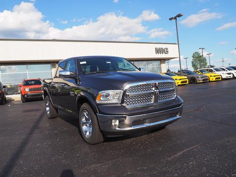 2017 RAM Ram Pickup 1500 for sale in Bellefontaine, OH