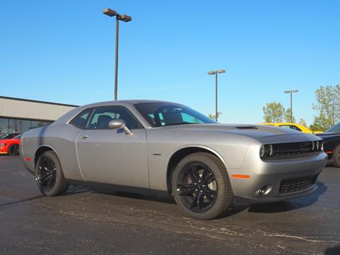 2018 Dodge Challenger for sale in Bellefontaine, OH