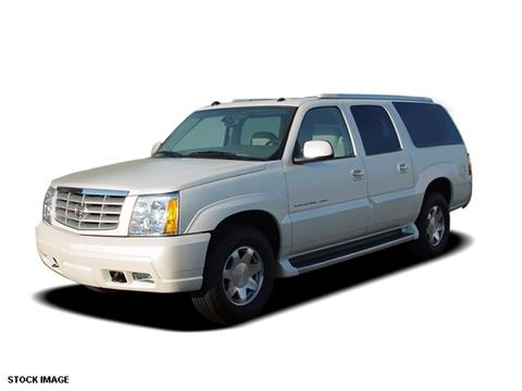 2006 Cadillac Escalade ESV for sale in Bellefontaine, OH