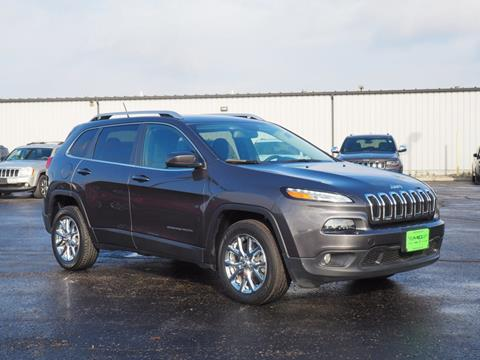 2015 Jeep Cherokee for sale in Bellefontaine, OH