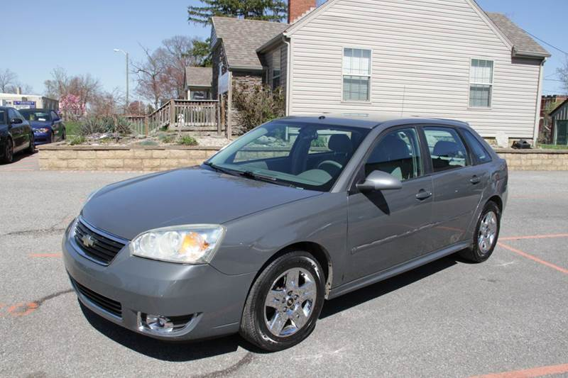2007 chevrolet malibu maxx lt 4dr hatchback in sellersburg. Black Bedroom Furniture Sets. Home Design Ideas