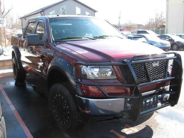 2006 ford f 150 xlt supercrew 4wd in sellersburg in. Black Bedroom Furniture Sets. Home Design Ideas