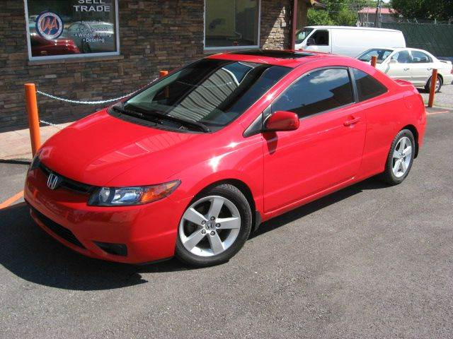 2008 honda civic ex coupe gas mileage www