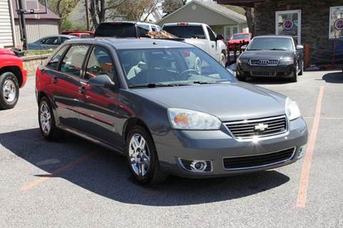 2007 chevrolet malibu maxx for sale. Black Bedroom Furniture Sets. Home Design Ideas