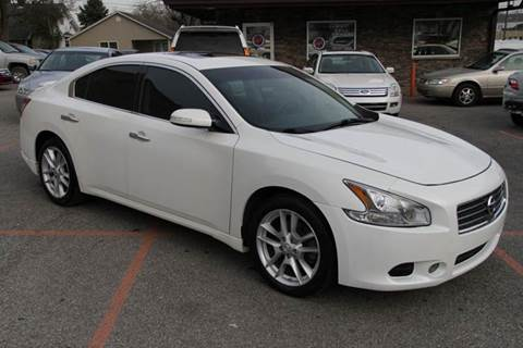2010 Nissan Maxima for sale in Sellersburg, IN