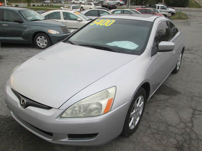 2004 Honda Accord EX V-6 2dr Coupe - Kingsport TN
