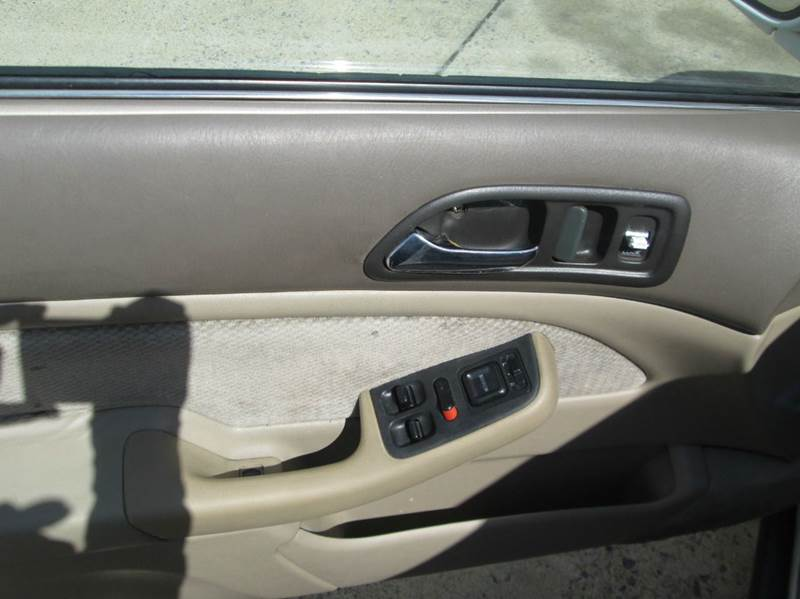 1997 Honda Accord Special Edition 2dr Coupe - Kingsport TN
