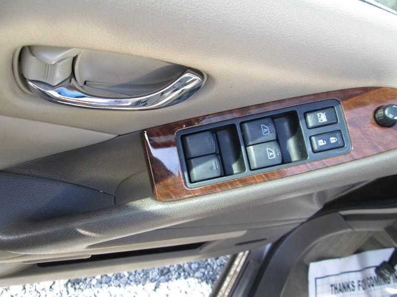 2010 Nissan Murano LE 4dr SUV - Kingsport TN