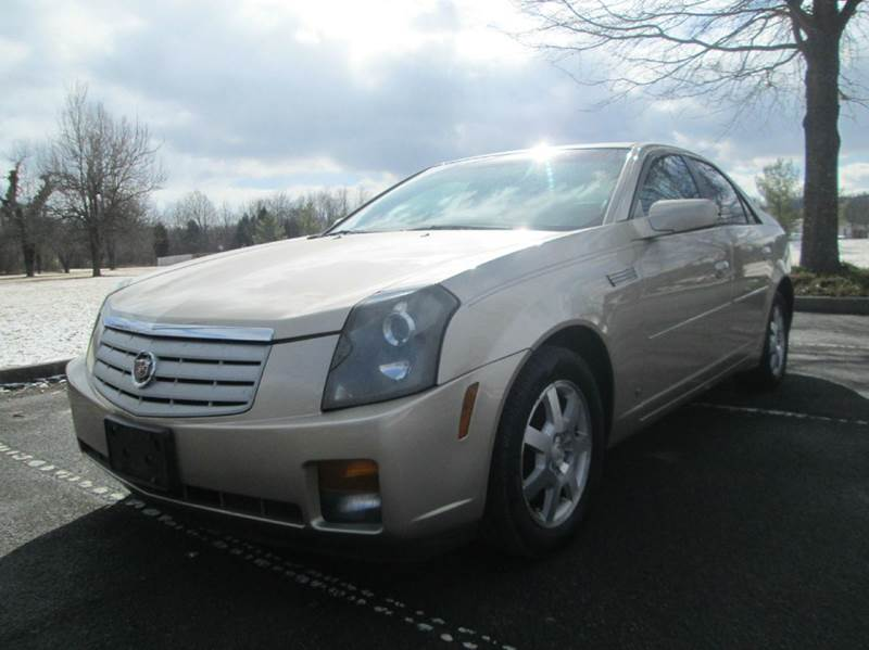 2006 CADILLAC CTS BASE 4DR SEDAN W36L gold very very nice awesome running cts at an unbelievabl