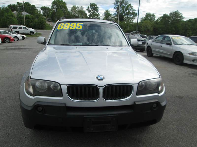 2005 BMW X3 3.0i AWD 4dr SUV - Kingsport TN