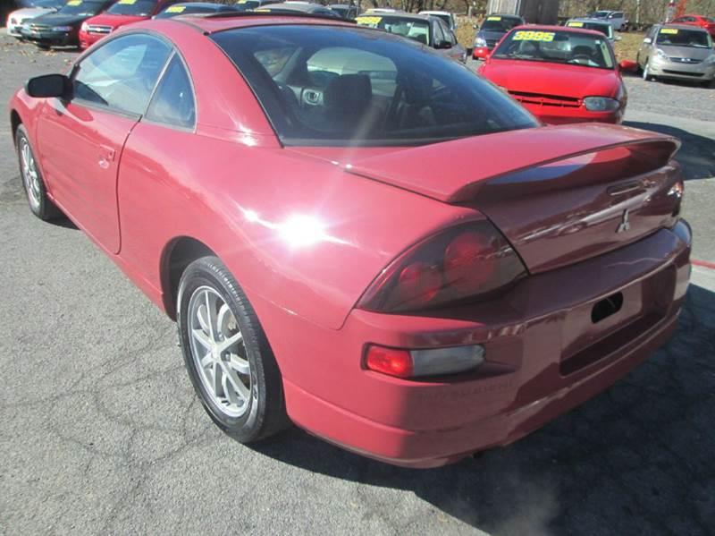 2002 Mitsubishi Eclipse GS 2dr Hatchback - Kingsport TN