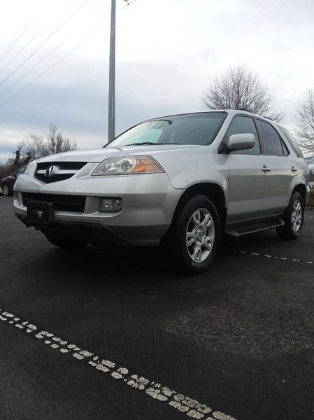 2004 ACURA MDX TOURING WNAVI AWD 4DR SUV silver great running and well taken care of mdx touring