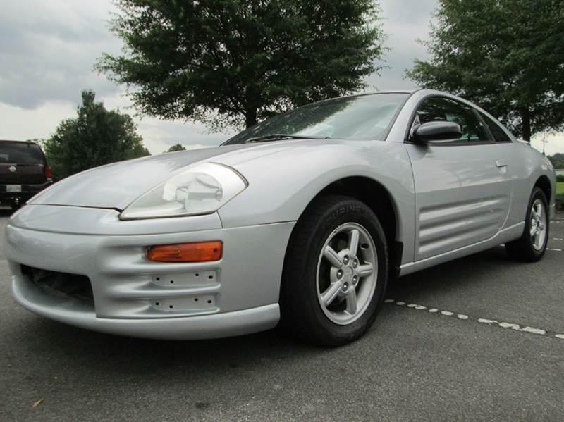 2003 MITSUBISHI ECLIPSE RS 2DR HATCHBACK silver super nice car manual transmission power l