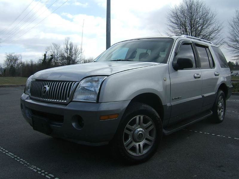 2002 MERCURY MOUNTAINEER BASE AWD 4DR SUV silver check out this beautiful 2002 mercury mountainee